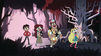 S1E9 Entering the Forest of Certain Death