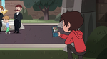 S2E37 Marco Diaz spying on Jeremy Birnbaum