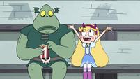 S4E16 Star Butterfly excited for cornball