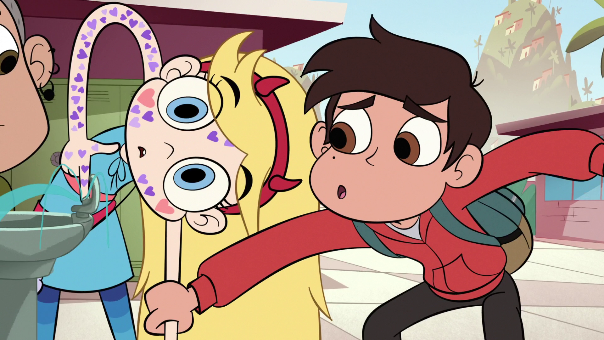 Image result for star and marco