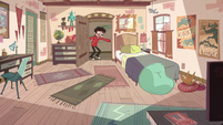 S2E11 Marco Diaz searching his bedroom