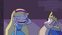 S3E37 Star Butterfly 'not helping, Dad'