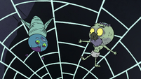 S2E2 Trapped fly 'don't fight it, bro'