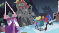 S3E15 Star and Marco race into the Quest Buy sale