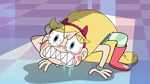 S2E16 Star Butterfly growling and drooling
