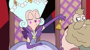 S3E10 Queen Butterfly ringing the bell once again