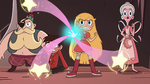 S4E2 Star shooting stars out of her hand
