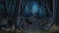 S1E9 Star and the Diazes go deeper into the forest
