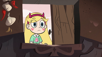 S3E31 Star looking in a monster's window