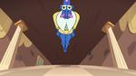 S2E25 Glossaryck jumping toward the elevator