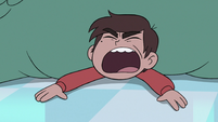 S3E15 Marco Diaz calling out to Star Butterfly
