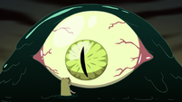 S3E7 Giant eyeball looking at Star Butterfly