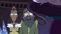S4E10 King and Queen looking at Globgor