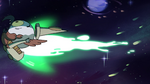 S4E14 Ludo gets hit by a shooting star