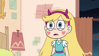 S4E18 Star Butterfly starts to look sad