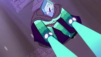 S4E4 Eclipsa propelling herself backwards