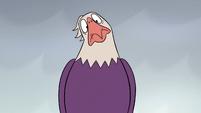 S2E2 Giant eagle looks confused at Ludo