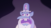 S3E7 Glossaryck trying to get Star's attention