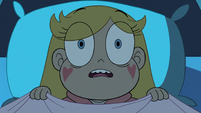 S3E25 Star Butterfly fearful of the Stump