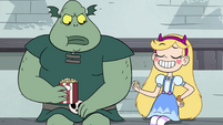 S4E16 Star Butterfly grinning with pride