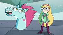 S4E19 Pony Head 'make Eclipsa super popular'