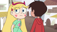 S4E1 Star and Marco leaving River behind