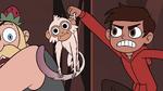 S4E2 Marco upset with monkey's antics
