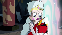 S2E41 Queen Moon drops Hekapoo into the portal