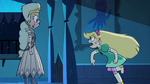 S2E41 Star Butterfly refusing to leave Earth