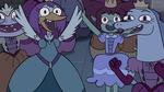 S3E16 Princesses cheering for Princess Turdina
