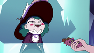 S3E2 Eclipsa sighing with relief