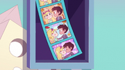 S3E34 Photos of Star and Marco's kiss