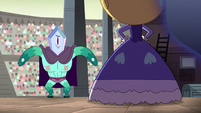 S4E24 Rhombulus 'he'll show his true colors!'