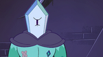 S4E4 Rhombulus glaring at Eclipsa Butterfly
