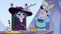 S4E7 Eclipsa refusing to eat breakfast