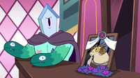 S3E29 Rhombulus 'We crystallized her last time'