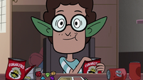 S3E13 Alfonzo playing a tabletop RPG