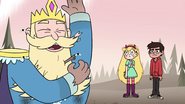 S4E1 King Butterfly scratching his armpits