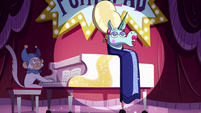 S4E9 Pony Head 'who you are is how you look'