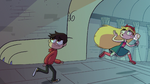 S1E8 Star and Marco pass the Riddle Sphinx
