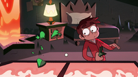 S2E3 Marco's ping pong paddle breaks