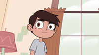 S2E4 Marco staring at his green belt