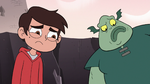 S3E7 Marco Diaz and Buff Frog very creeped out