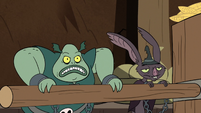 S2E20 Buff Frog getting very frustrated