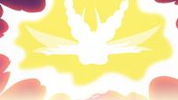 S3E22 Star comes flying through the portal
