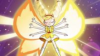 S4E29 Star transforms to her butterfly form