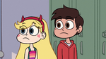 S1E3 Star and Marco hear Jackie