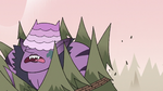 S3E38 Meteora Butterfly trapped and falling over