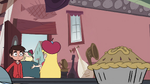 S4E2 Star, Marco, and River leave Foolduke's house