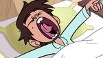 S1E5 Marco yawning